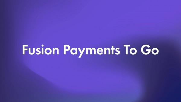 Image of Fusion Payments To Go video